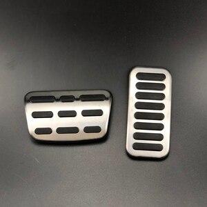 Автомобиль-Стайлинг акселератора газа Тормозная педаль сцепления для Hyundai Elantra Accent i30 iX35 IONIQ Veloster Encino Kona Venue LAFESTA Brio