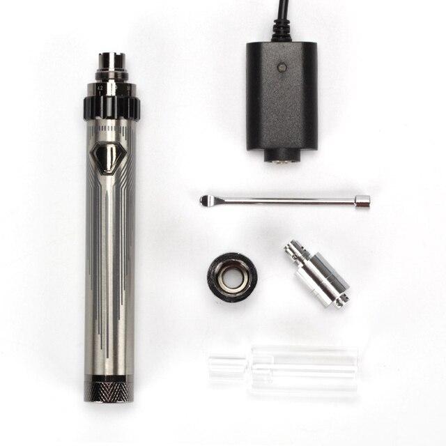 Оригинальный Dabmaster Dab счетчик 3 Starter Kit воск пера 1100 мАч высоким энергопотреблением Батарея переменной Напряжение распылитель для E сигареты