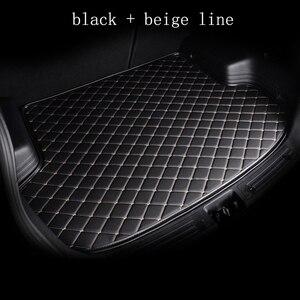 Image 2 - Индивидуальный автомобильный коврик kalaisike для багажника Mazda, все модели cx 5 mx5 626 mazda 3 6