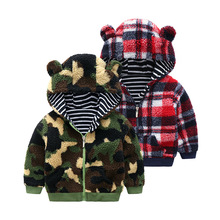 Winter Outerwear & Coats Baby Jacket Camouflage Jac