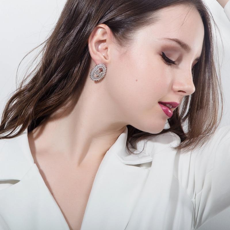 Letter Earrings Jewelry Set18