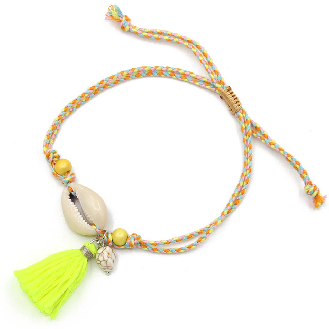 Anklets for Women Girls Foot Jewelry Holiday Beach Barefoot Sandals Bracelet 4