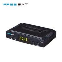 Freesat V7 CCcam Satellite Receiver 1 Year Europe Spain CCcam 4 Clines Server 1 USB WIF
