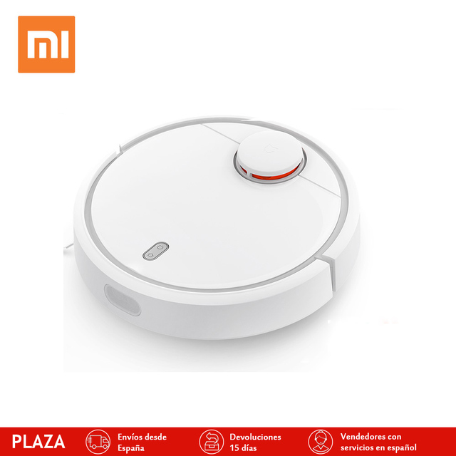 Original xiaomi Sweeping Robot Vacuum Cleaner for Home Automatic Sweeping Dust Sterilize Smart Planned Mobile App Remote Control