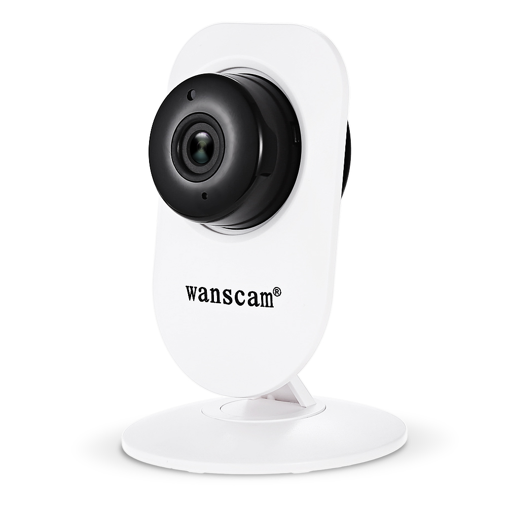 все цены на New Wanscam IP Camera Wireless WiFi Surveillance Cam 720P HD Night Vision P2P 10 pcs Led Infrared Pan Tilt IP Camera pk Vstarcam онлайн