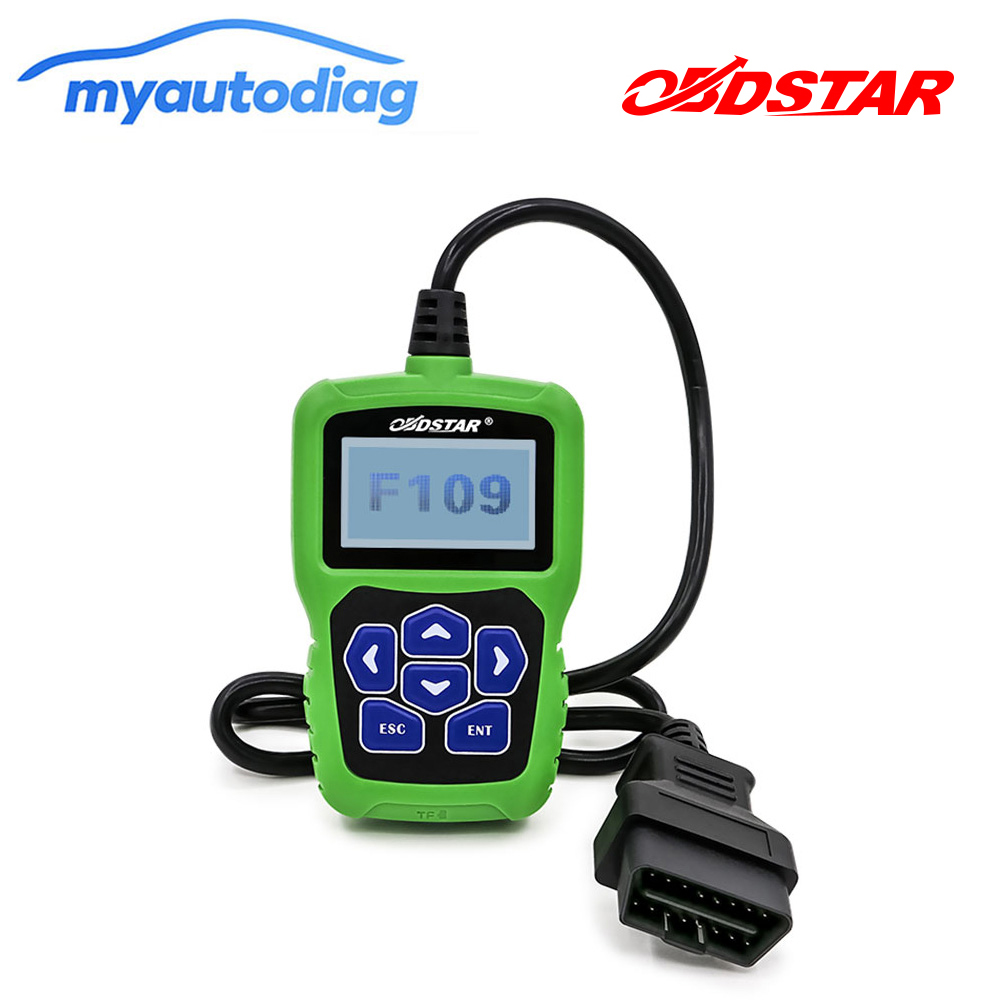 OBDSTAR F109 for SUZUKI Immobiliser key programmer Odometer Correction Function F109 for Calculating 20-4 Digit PinCode Keys