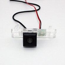 Камера заднего вида Для Nissan Note/Тон 2003 ~ 2013/RCA AUX проводной Или Беспроводной/HD CCD Автомобиля Ночного Видения Парковочная Камера