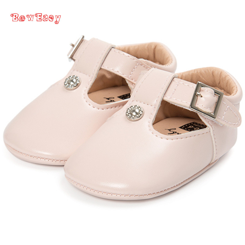 Baby Shoes Popular Brand 2018 Bright Leather Baby Moccasins Skid-proof Sole Baby Girl First Walkers Newborn Sapatos Spring Summer Baby Shoes Bebe Zapatos Cheapest Price From Our Site First Walkers