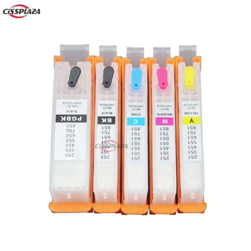CISSPLAZA 10 sets PGI 150 PGI150 refill inkt cartridge compatibel voor IP7210 MG5410 MG5510 MG6410 MG6610 MG5610 MX921 MX721 IX6810-in Inktpatronen van Computer & Kantoor op AliExpress - 11.11_Dubbel 11Vrijgezellendag 1