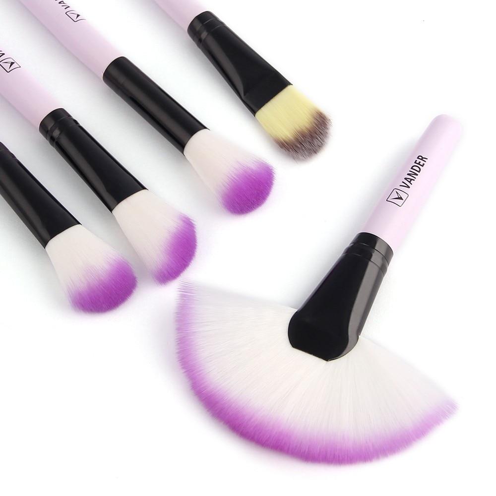 Professional 32 PCS Makeup Brushes Set + PU Leather Case Cosmetic Foundation Eyeshadow Powder Brush Beauty Tools Maquiagem (17)