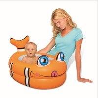 Bestway véritable 51125 animal gonflable piscine bébé baignoire piscine à balles pour bébé b32