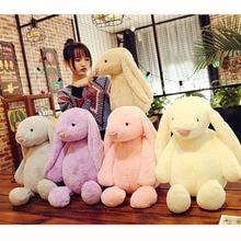 Cute British Rabbit Plush Toy Baby Kids Animal Sleeping Comfort Sleep Doll Appease Toys