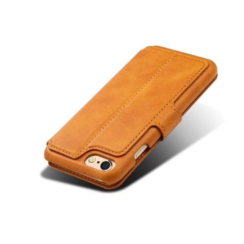 Δερμάτινη θήκη από δέρμα πολυτελείας - Ανταλλακτικά και αξεσουάρ κινητών τηλεφώνων - Φωτογραφία 3