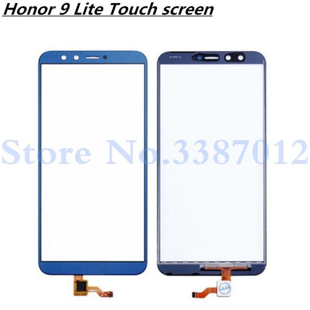 5.65 For Huawei Honor 9 Lite 9LITE LLD AL00 LLD AL10 LLD TL10 LLD L31 Touch Screen Digitizer Sensor Outer Glass Lens Panel