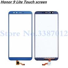 5.65 Huawei Onur 9 Lite Için 9 LITE LLD AL00 LLD AL10 LLD TL10 LLD L31 dokunmatik ekran digitizer Sensörü Dış Cam Lens Paneli