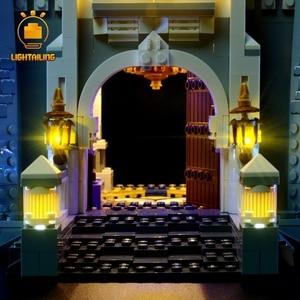 Image 4 - LIGHTAILING LED Light Kit For Creative Series Cinderella Princess Castle Model Lighting Set Compatible With 71040 16008