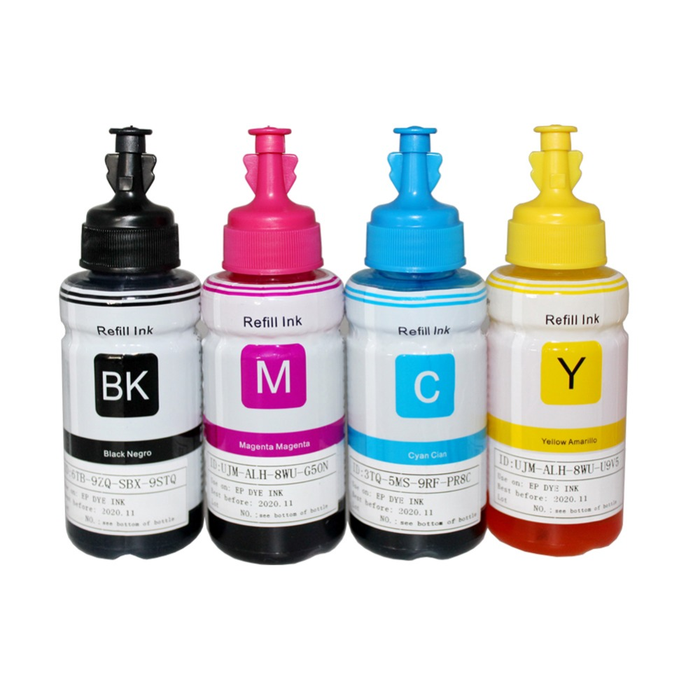 √ New! Perfect quality t 711 refill ink kit for epson