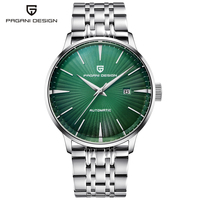PAGANI DESIGN Top Brand Men's Automatic Mechanical Watches Waterproof Fashion Simple Business Watch Luxury Relogio Masculino