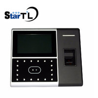 ZK Iface302 Recognition Face Terminal Time Attendance and Access Control fingerprint access control time attendance