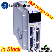 Free shipping! Leadshine L5-1500 (EL5-D1500) AC Servo Drive 7.5 to 25A Peak Current Powering Up 1 KW servo Hot sales!