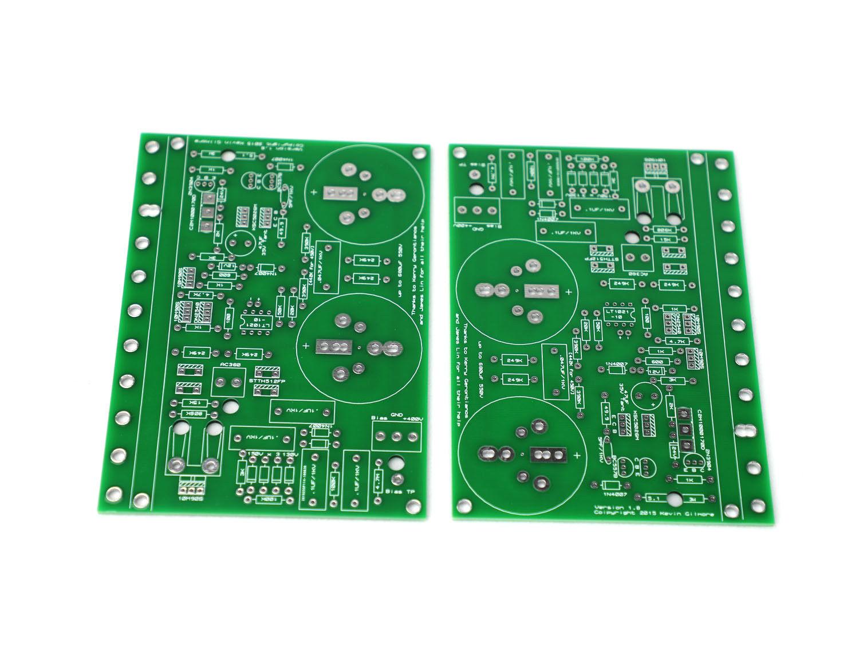 GZLOZONE Power supply PCB for KG Kevin Gilmore KGSSHV CARBON Electrostatic amp L9 50