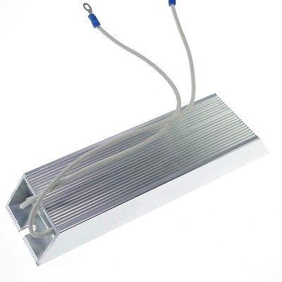 (1) Trapezium 500W 100ohm Aluminum Housed Wire Wound Braking Resistor(1) Trapezium 500W 100ohm Aluminum Housed Wire Wound Braking Resistor