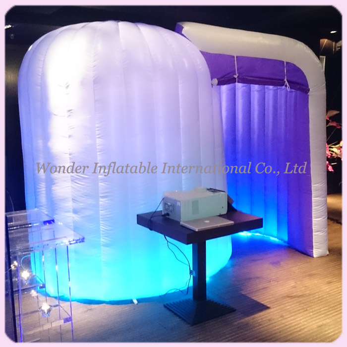 Hot Sale Colorful Dome Inflatable Photo Booth Inflatable