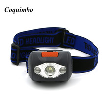 1000lm Led Headlight 4 Modes Waterproof LED Flashlight Outdoor Camping Fishing Hunting Headlamp head light lamp Torch Lanterna