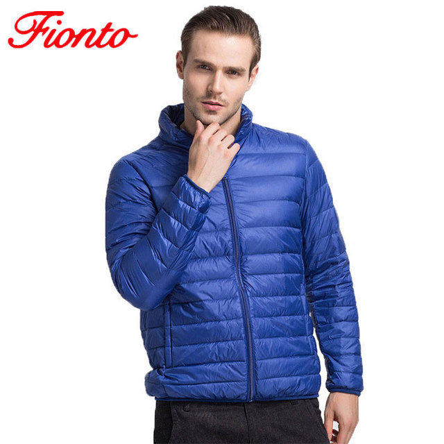 Business Stil 2017 neue Winter herren Daunenjacke Warme