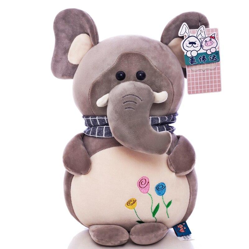 High Quality Super Kawaii BIG Plush Toy Soft Stuffed Animal Shape DOLL Toys Gifts For Baby