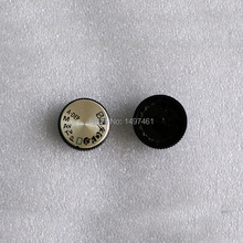 Pieza de reparación de interruptor de modo dial de cubierta superior usada para Canon EOS 500D SLR