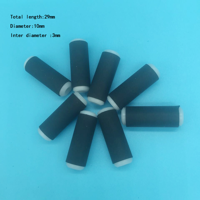 15PCS 29mm rubber Pinch Roller <font><b>Xaar</b></font> <font><b>128</b></font> <font><b>printhead</b></font> paper pressure roller wheel for Infiniti Challenger Myjet Wit color printer image