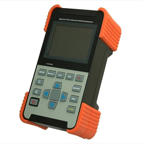 AOR-500A Smart SM 1310/1550nm 28/26dB Built in VFL Optical Time Domain Reflectometer Fiber Optic OTDR