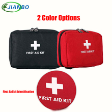 Person Portable Outdoor Waterproof First Aid Kit Bag For Fam