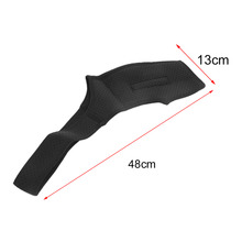 ShuoXin Breathable Sports Men Women Magnetic Single Shoulder Brace Support Strap Wrap Belt Band Pad SX642 Black freedhipping