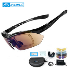 INBIKE Óculos Polarizados Esportes óculos de Sol Dos Homens MTB Ciclismo de  Estrada Óculos de Mountain Bike Andar de Bicicleta Ó.. 0aeccccfa9