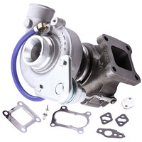 Turbocharger 17201 54060 CT20 Turbo fit Toyota Hiace Hilux 2.4 TD 2L T 90HP for 4 Runner Landcruiser 2.5 2.4 TD LJ70 Turbo