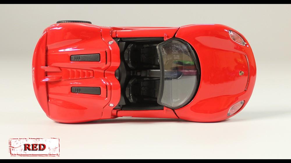 Porsch 918 Toys 6
