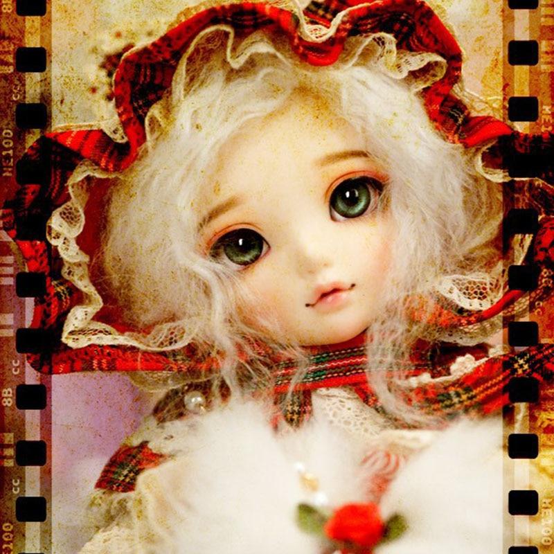 OUENEIFS Littlefee Chloe Fairyland 1/6 bjd sd dolls model reborn girls boys eyes High Quality toys makeup shop resin