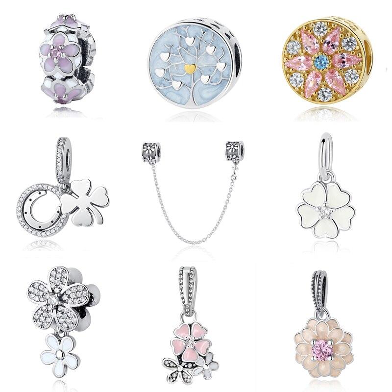 Strollgirl Liebe Sammlung 925 Sterling Silber Herz Form Charme Perlen Fit Europäischen Charms Silber 925 Original Armband Schmuck Elegante Form Perlen