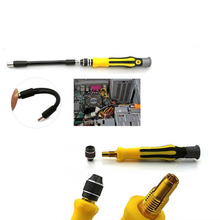 цена на 45-in-1 Multi-function Screwdriver Set Disassemble Combination Tool Sleeve Precision Screw Screwdriver Combination