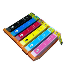 Vilaxh T2431 Refillable Ink Cartridge 24XL for Epson XP-750 XP-760 XP-850 XP-860 XP-950 xp-960 printer with ARC chip vilaxh t6531 t6539 t653a t653b refillable ink cartridge for epson stylus pro 4900 printer with arc chip