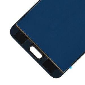 Image 2 - J710 ЖК дисплей для Samsung Galaxy J7 2016 и сенсорный экран дигитайзер сборка Регулируемая Sm J710f J710m J710h + Клей Инструменты