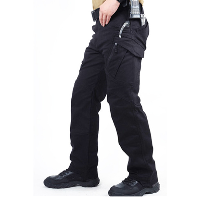 Urban Tactical Pants Mens Military Combat Assault Outdoor Sport SWAT Training Army Trousers 97 cotton 3