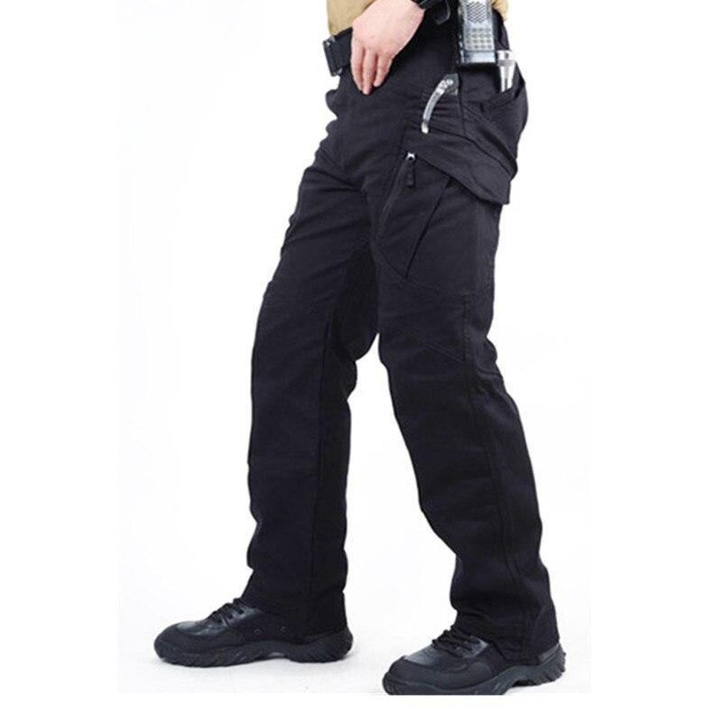 Urbani Pantaloni Tattici Mens Militare Assalto di Combattimento All'aperto di Sport di Formazione SWAT Pantaloni Militari 97% cotone 3% Spandex cerniera YKK-in Pantaloni da escursionismo da Sport e intrattenimento su AliExpress - 11.11_Doppio 11Giorno dei single 1