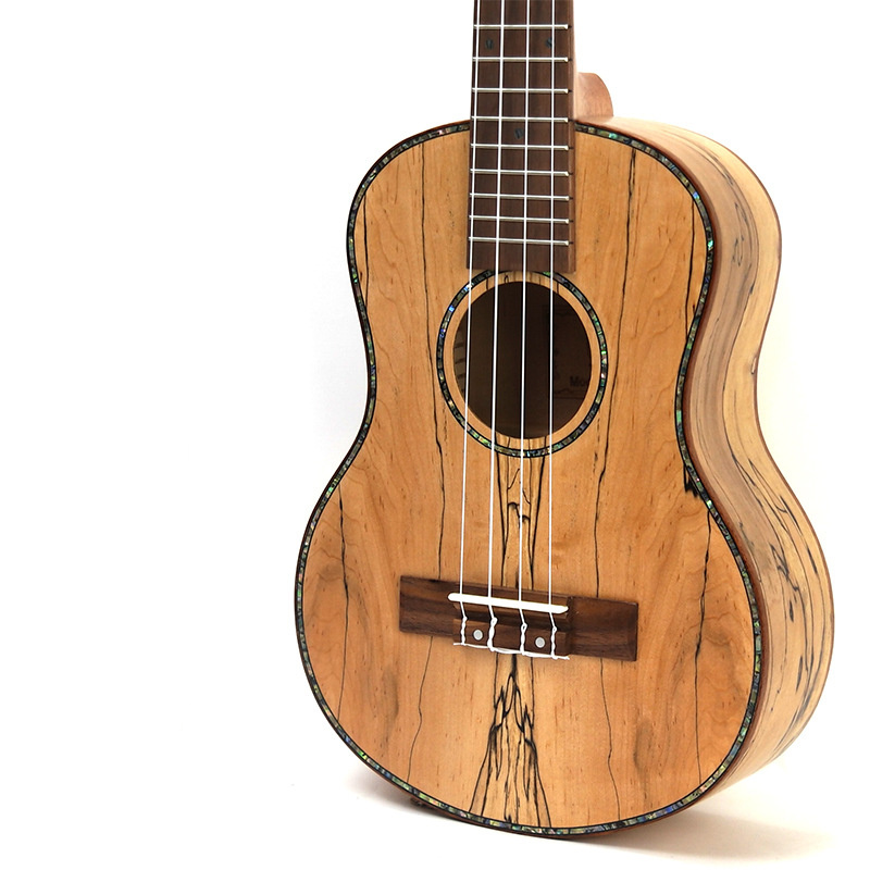Afanti  Music 23 inch small Guitar / Zebrawood/ 23 inch Ukulele (DGA-126) 13 inch double tone afanti music snare drum sna 109 13