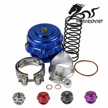 Tial стиле 50 мм предохранительный клапан Универсальный Регулируемый turbo предохранительный клапан с фланцем/удар дампа/сдуть адаптер