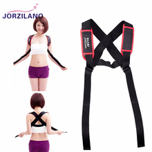 JORZILANO Kyphosis Correction Therapy Belt Shoulder Brace Straightener Health Care Back Support Posture Corrector For Men Women