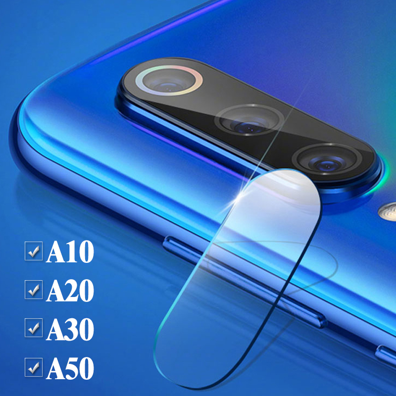 A50 Camera Protective Glass For Samsung Galaxy A 50 <font><b>30</b></font> 20 <font><b>10</b></font> Lens Film On Cam glaxay A30 A20 A10 Len Soft Protector Tremp Glas image
