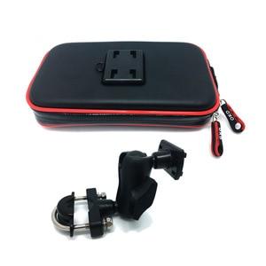 Image 1 - BuzzLee Universal Rail Mount Mobile Phone Holder Waterproof Zipper Case Motorcycle Bike Bicycle Handlebar Mount Holder Stand Bag